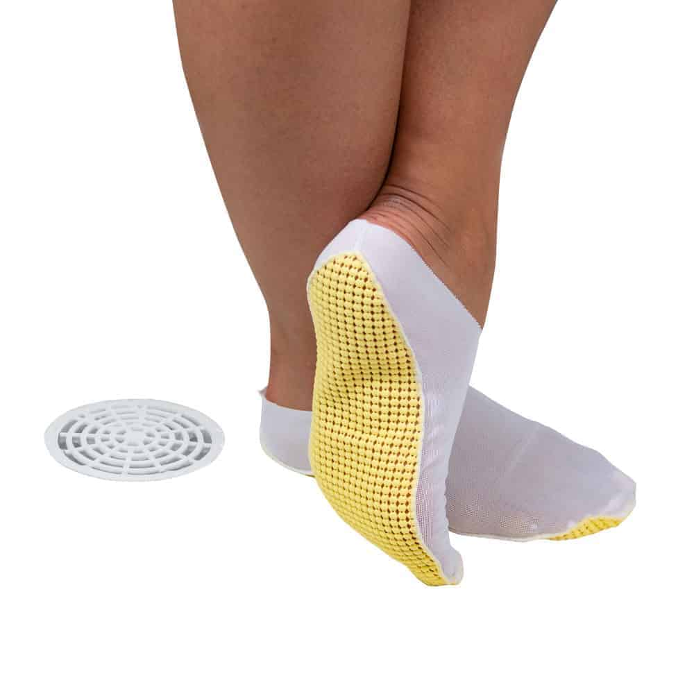 Slip Resistant Shower Footwear