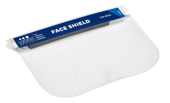 Face Shield Flat